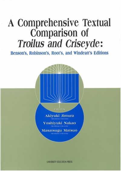 A Comprehensive Textual Comparison of Troilus and Criseyde